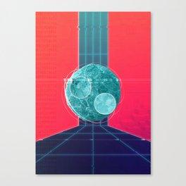 WRONG DECADE Canvas Print