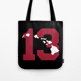 Aloha Tua Tote Bag