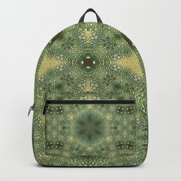 drops of water, abstraction I Backpack