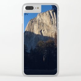 Oh Capitan, My Captian (el capitan) Clear iPhone Case
