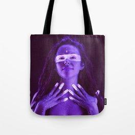 Cora Flora Tote Bag
