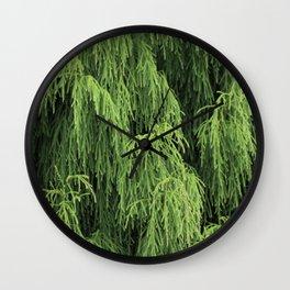 Rimu Wall Clock