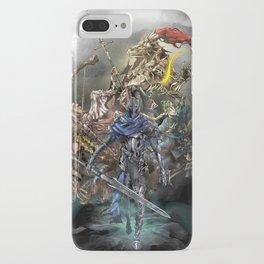 Dark Souls Knights of Gwyn iPhone Case