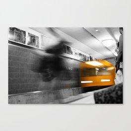 Berlin Mehringdamm Ubahn Canvas Print