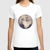 enerjax T-shirts featuring Pluto - I love myself by enerjax