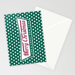 Have A Merry Krispy Christmas Stationery Cards