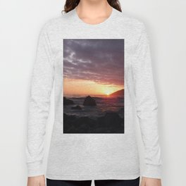 Beauty of the setting sun Long Sleeve T-shirt