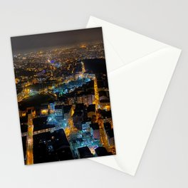 My Istanbul View Stationery Cards