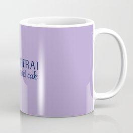 Mirai Maid Cafe logo Coffee Mug