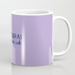 Mirai Maid Cafe logo Coffee Mug