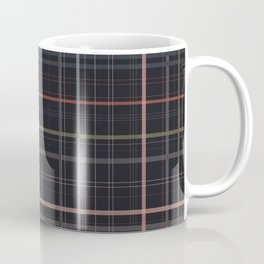 A very glommy plaid Coffee Mug