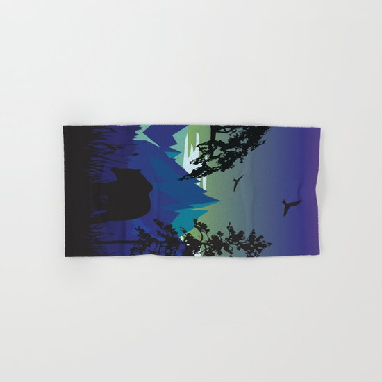 My Nature Collection No. 44 Hand & Bath Towel