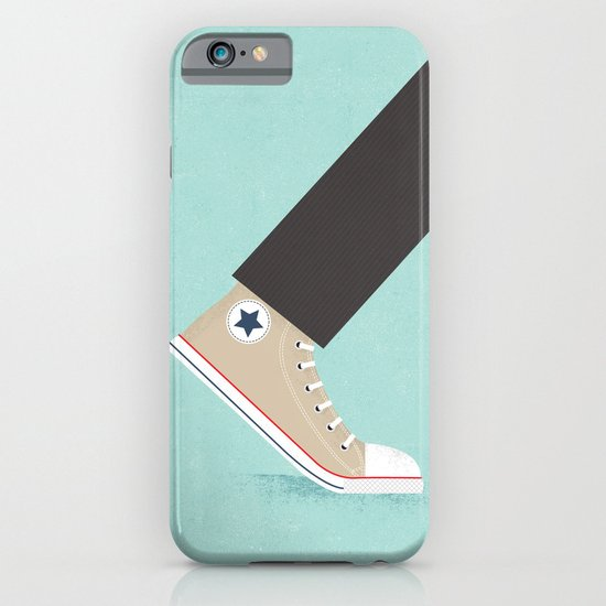 Awful Lot of Running – Natural  iPhone & iPod Case