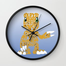 Argumon Wall Clock