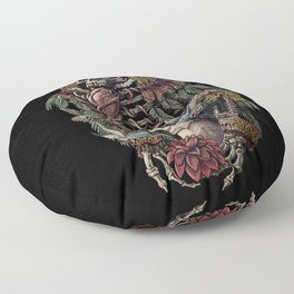Day of the Dead (Ancient Guardians) Floor Pillow