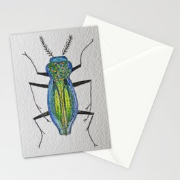 Fantastic Grasshopper Stationery Cards