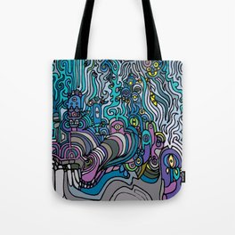 THE AFTERPARTY Tote Bag