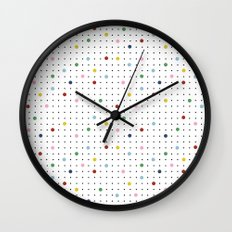 Pin Point New Wall Clock