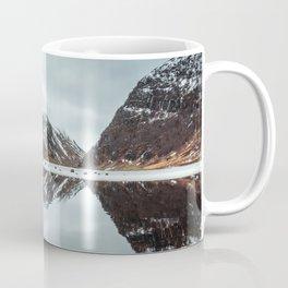 Reflected Mountain Coffee Mug