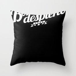 BORICUA DESPIERTO Throw Pillow