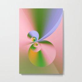 soft colors -6- Metal Print