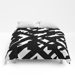 Shattered Hound Comforters