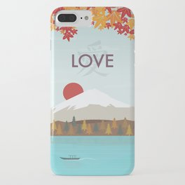 Love (Day) iPhone Case