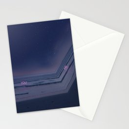Drifting in and out. Stationery Cards