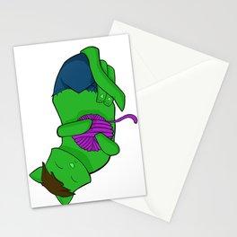 Incatable Hulk Stationery Cards
