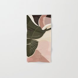 Nomade I. Illustration Hand & Bath Towel