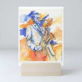 G Mulligan Mini Art Print