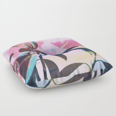 Painted Botanics Floor Pillow