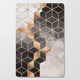 Smoky Cubes Cutting Board