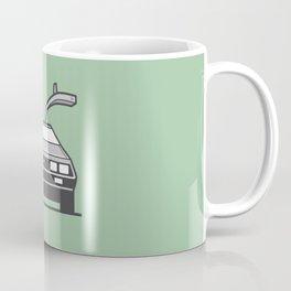 #4 Delorean Coffee Mug