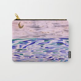 Oceans Wide Carry-All Pouch