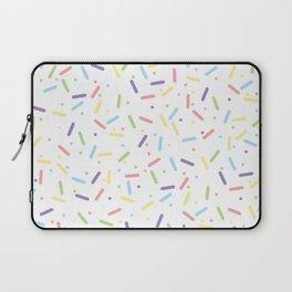 Sprinkles Bitch Laptop Sleeve