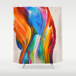°untitled° Shower Curtain