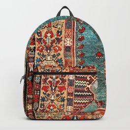 Kurdish East Anatolian Niche Rug Print Backpack