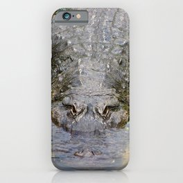 Gator Boy iPhone Case