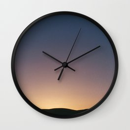 Ambient Wall Clock
