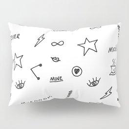 Things <3 Pillow Sham