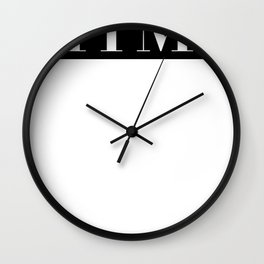 gitmo 2 Wall Clock