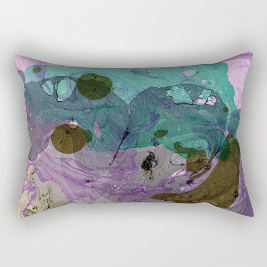 Abstract #12 Rectangular Pillow