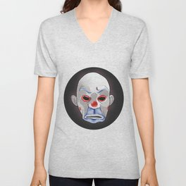 Joker as Thug Unisex V-Neck