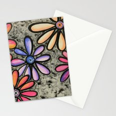 Flowers # 4 Stationery Cards