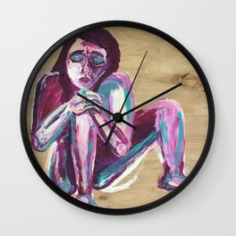 Shrink Wall Clock