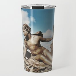 Pont Alexandre III Bridge Paris, France Travel Mug