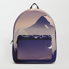 "Colorado "" Nothing without providence"", Backpack"