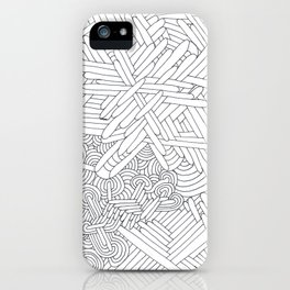 ANOTHER LOST PICK UP STICK GAME! iPhone Case