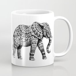 Ornate Elephant 3.0 Coffee Mug